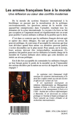 4eme Les armées françaises face à la morale