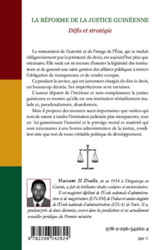 4eme La réforme de la justice guinéenne