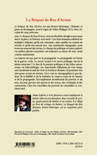 4eme Le Briquet du Roy d'Armes
