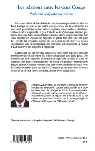 4eme Les relations entre les deux Congo