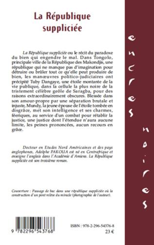 4eme La République suppliciée