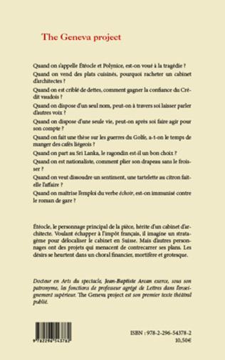 4eme The Geneva project