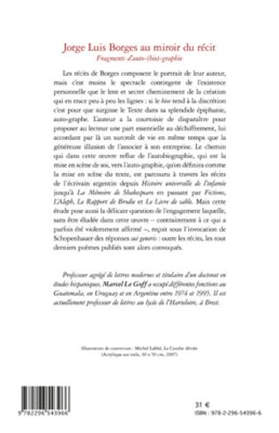 4eme Jorge Luis Borges au miroir du récit