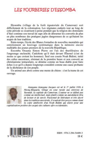 4eme FOURBERIES D'ESSOMBA