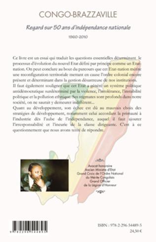 4eme Congo Brazzaville regard sur 50 ans d'indépendance nationale