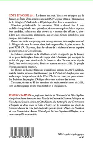 4eme Côte d'Ivoire 2011