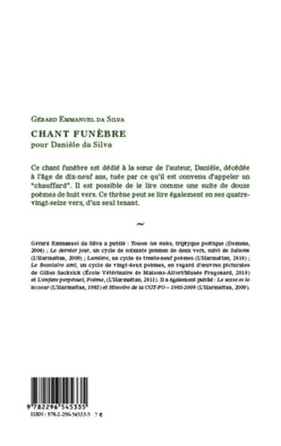 4eme Chant Funèbre