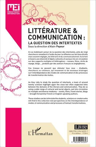 4eme Du blog au livre : l'écrivain en ligne
