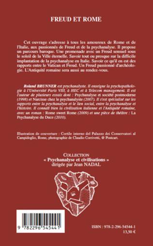 4eme Freud et Rome