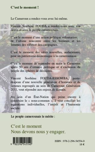 4eme Cameroun génération 2011