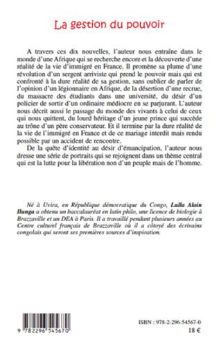 4eme GESTION DU POUVOIR