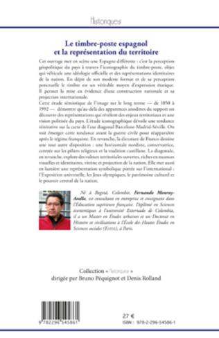4eme Le timbre-poste espagnol et la représentation du territoire