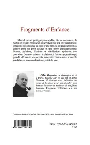 4eme Fragments d'Enfance