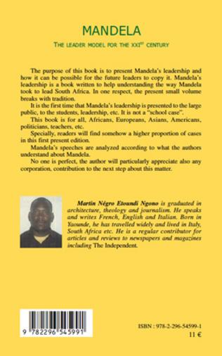 4eme Mandela The leader model for the XXIst century