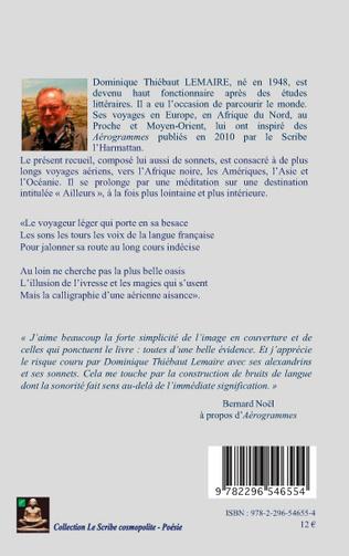 4eme Courts poèmes long-courriers