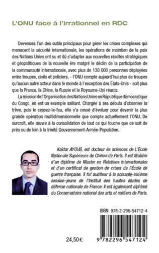4eme L'ONU face à l'irrationnel en RDC