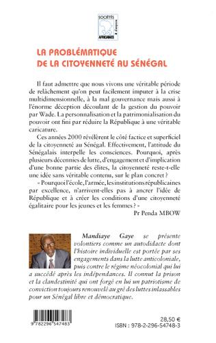 4eme La problématique de la citoyenneté au Sénégal