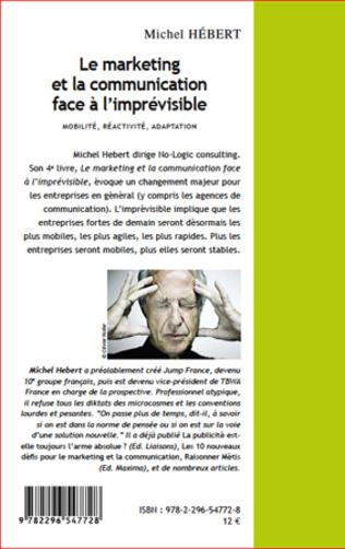 4eme Le marketing et la communication face à l'imprévisible