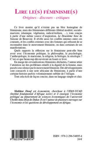 4eme Lire le(s) féminisme(s)