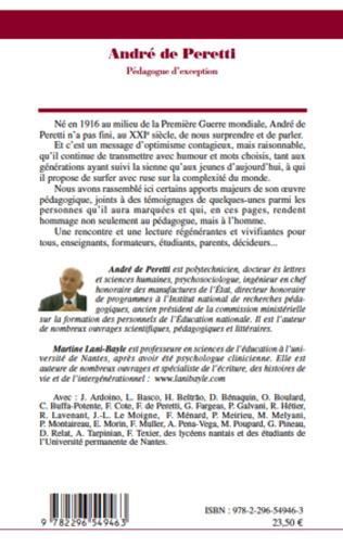 4eme André de Peretti