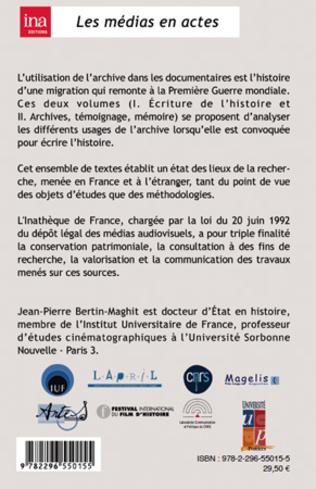 4eme Lorsque Clio s'empare du documentaire (Volume II)