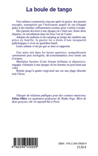 4eme LA BOULE DE TANGO VOYAGE AUTOUR DE MA MERE