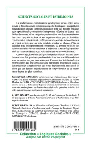 4eme Sciences sociales et patrimoines