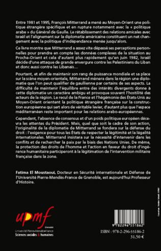 4eme Mitterrand et le Moyen-Orient
