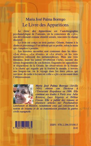 4eme Le Livre des Apparitions