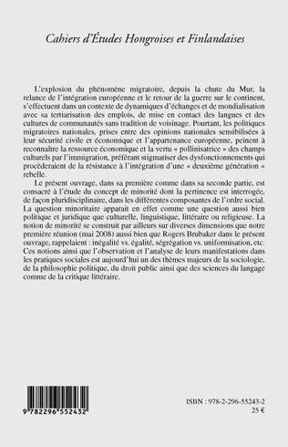 4eme Europe, Minorités, Liberté de religion