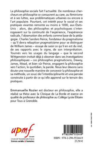 4eme Le pragmatisme et sa méthode