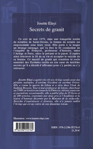 4eme Secrets de granit