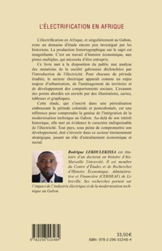 4eme Electrification en Afrique