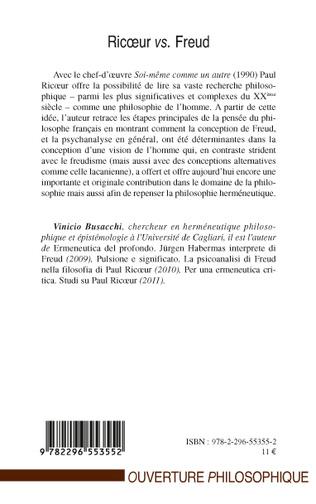 4eme Ricoeur vs. Freud