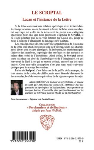 4eme Le Scriptal