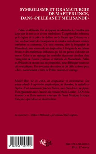 4eme Symbolisme et dramaturgie de Maeterlinck dans