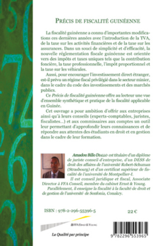 4eme Précis de fiscalité guinéenne