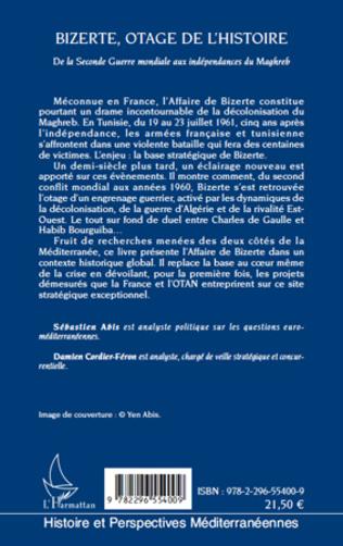 4eme Bizerte, otage de l'Histoire