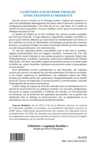 4eme La Réunion : une jeunesse tiraillée entre tradition et modernité