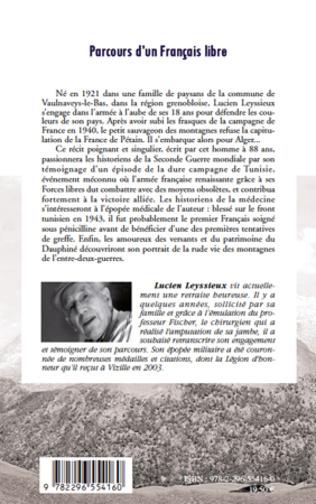 4eme Parcours d'un Français libre