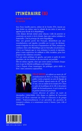4eme Itinéraire(s). Carnets d'un élu de terrain
