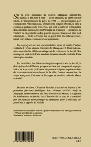 4eme Mazagan (1514-1956)