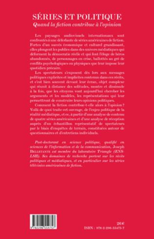 4eme Séries et politique