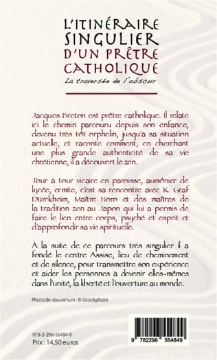 4eme Itinéraire singulier d'un prêtre catholique
