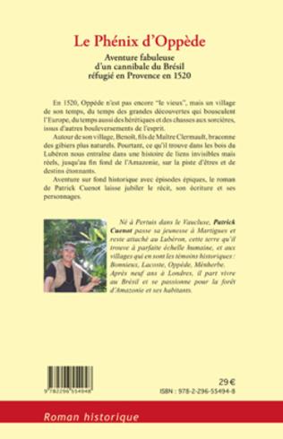 4eme PHENIX D'OPPEDE AVENTURE FABULEUSE D'UN CANNIBALE DU BRESIL