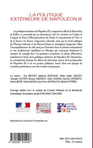 4eme La politique extérieure de Napoléon III