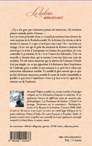 4eme Le lecteur amoureux