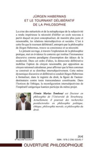 4eme Jürgen Habermas et le tournant délibératif de la philosophie