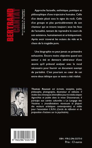 4eme Bertrand Cantat