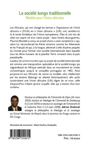4eme La société kongo traditionnelle